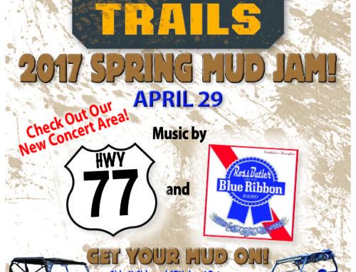 Spring Mud Jam 2017